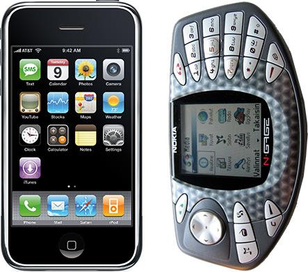 Gordinho demais pra ser um celular, eu?!