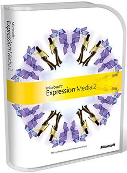 Microsoft Expression Media 2