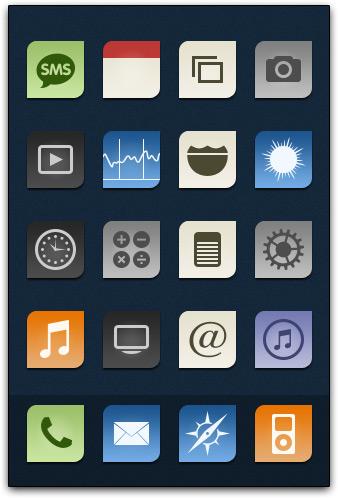Tema Digg para iPhones