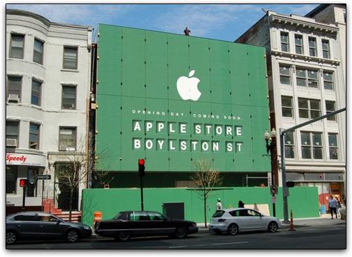 Apple Store Boylston Street