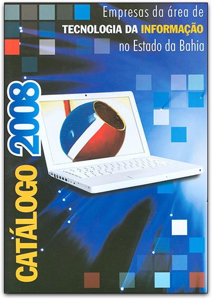 Catálogo 2008 Bahia com MacBook
