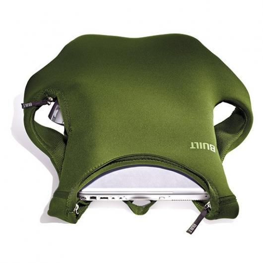 MacBook Pro na mochila
