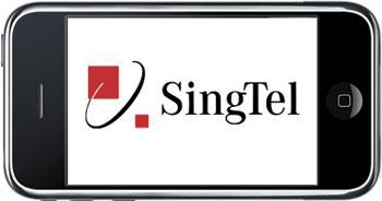 iPhone Singtel