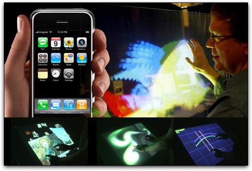 Tecnologia multi-touch