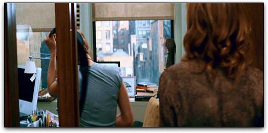Apple no filme Valente, com a Jodie Foster