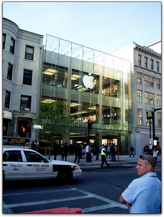 Apple Retail Store na Boylston St.