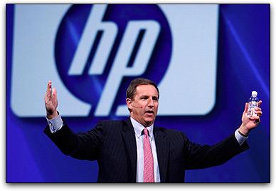Mark Hurd, CEO da Hewlett-Packard