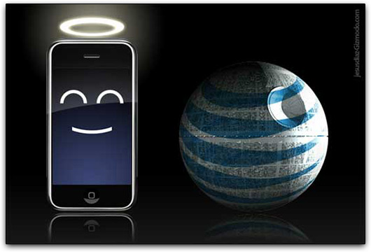 iPhone e AT&T