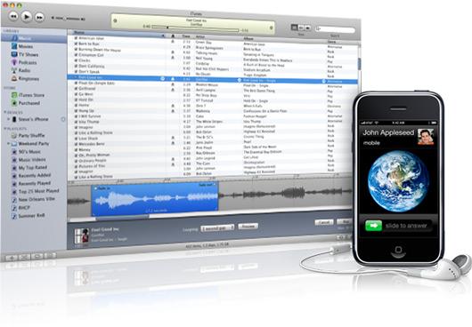 Apple iTunes Ringtones