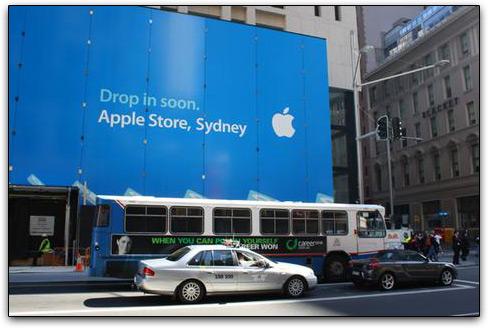 Apple Store de Sydney, na Austrália