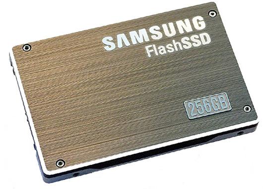 Samsung FlashSSD 256GB