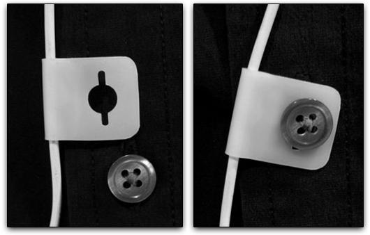 Wire Button