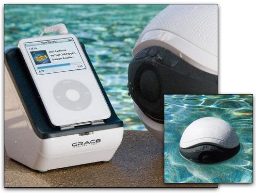 Grace Digital Speakers