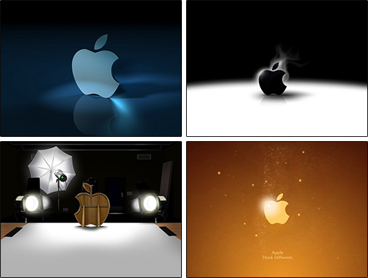 Wallpapers para o seu Mac