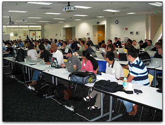 OpenSocial Summit infestado de MacBooks Pro