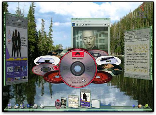 Project Looking Glass, da Sun Microsystems