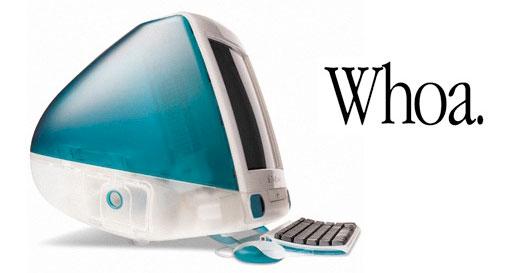iMac 10 anos