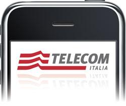 iPhone Telecom Italia