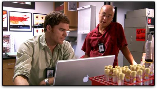 MacBook Pro em Dexter