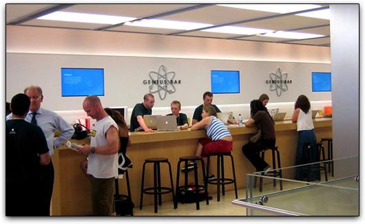 Apple Genius Bar