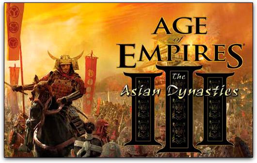 AOE III - The Asian Dynasties
