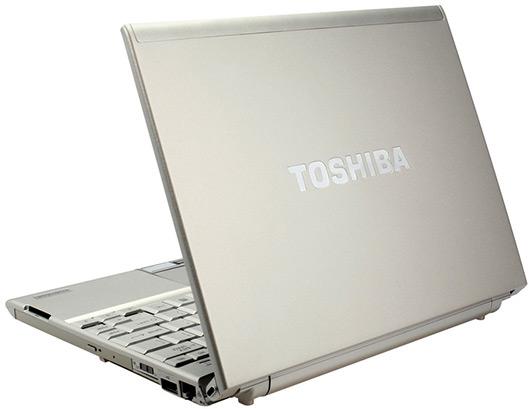 Toshiba Portégé R500-S5007V