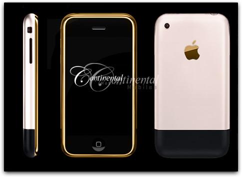 iPhone de ouro