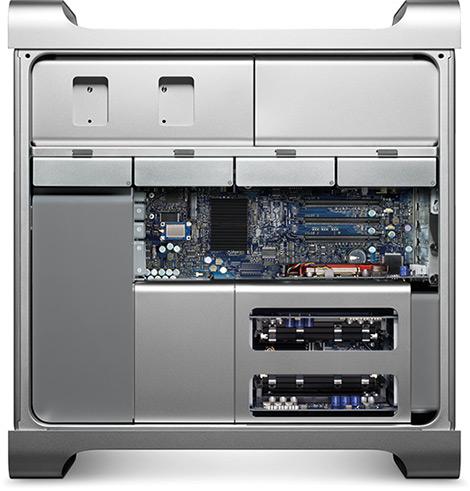 Mac Pro por dentro