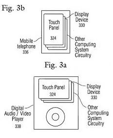 Nova patente da Apple
