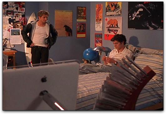 """Mac é Pop em \""""The O.C.\"""""""