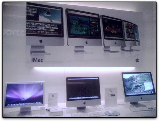 iMacs e Mac Mini na a2YOU