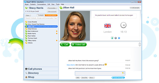 Skype 4.0 para Windows
