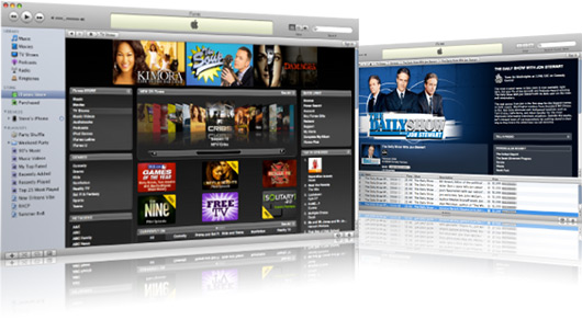 TV Shows na iTunes Store
