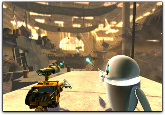 Wall-E Video Game