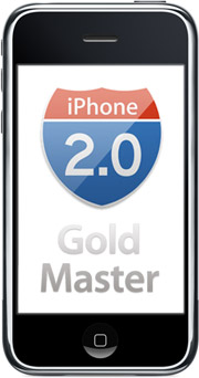 iPhone 2.0 Gold Master