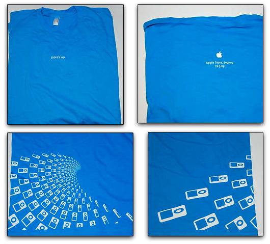 T-Shirt Apple Store