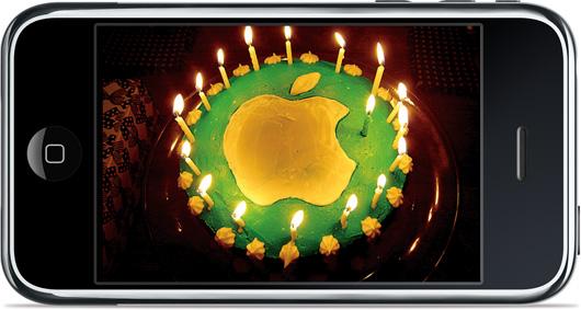 Aniversário do iPhone
