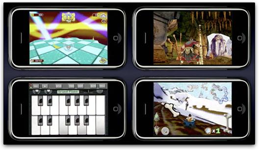 Jogos apresentados na WWDC