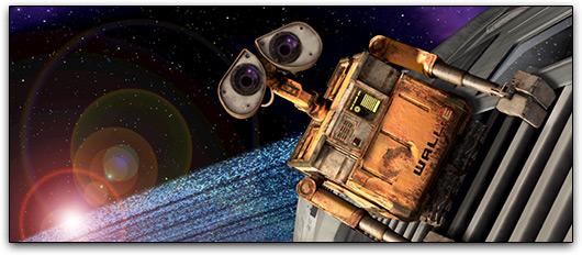 WALL-E e Leopard