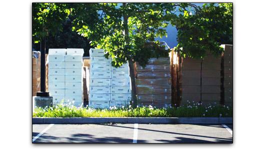 Caixas misteriosas da Apple
