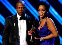 Jay-Z e Rihanna