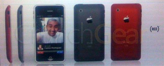 Foto do iPhone 3G