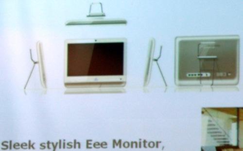 Eee Monitor, da ASUS