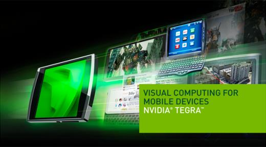 NVIDIA apresenta Tegra