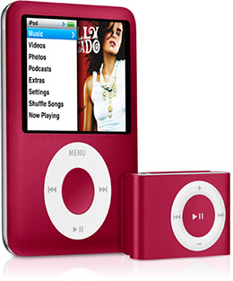 iPods Product (RED)