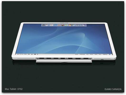 Protótipo de Mac tablet