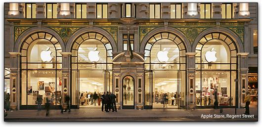 Apple Retail Store: Regent Street, Londres (Inglaterra)