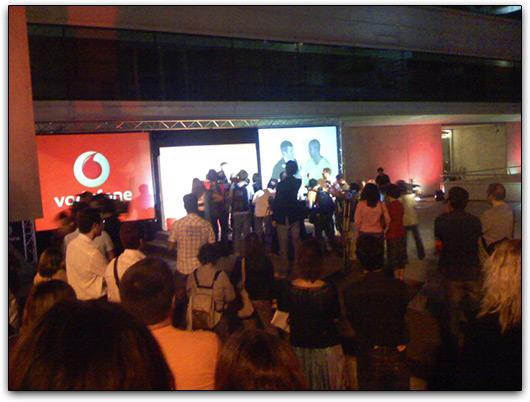 Lançamento iPhone 3G Vodafone Portugal