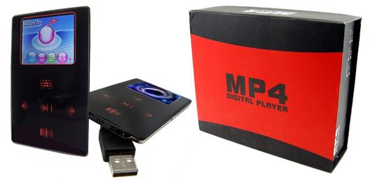 Digital MP4 Player