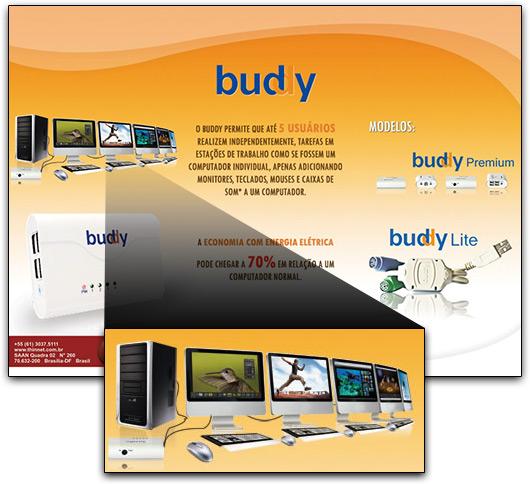 Buddy e iMacs